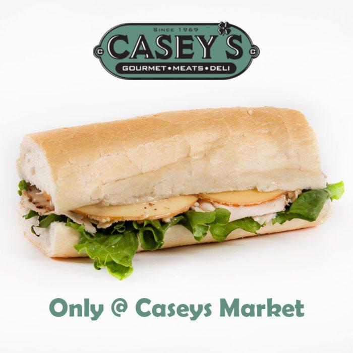 Casey's Chicken Bruschetta Sub
