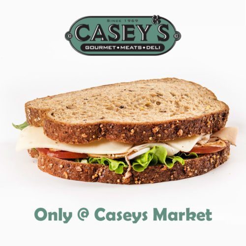Casey's Lemon Pepper Sandwich