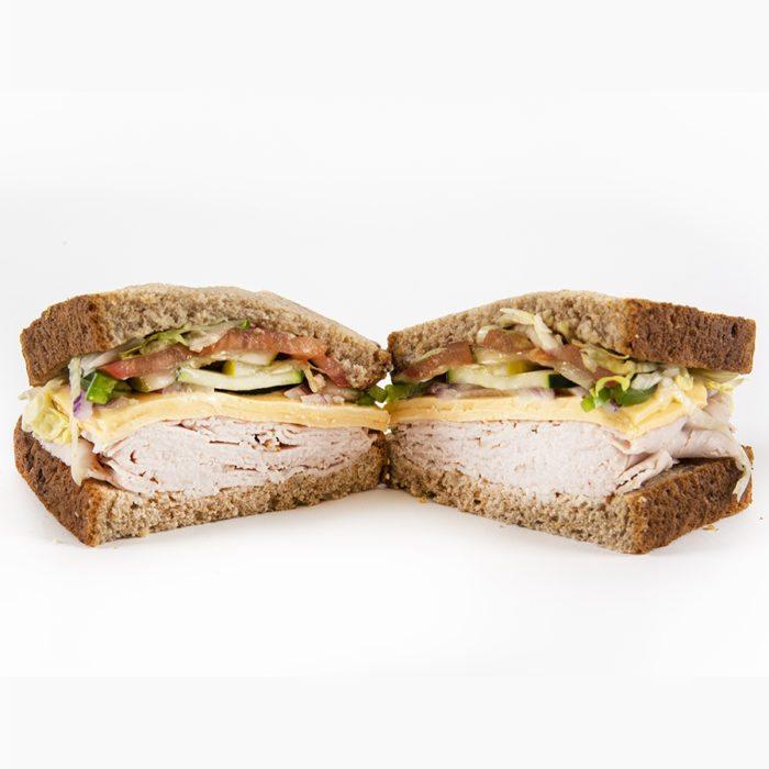 Build Your Own Sandwich